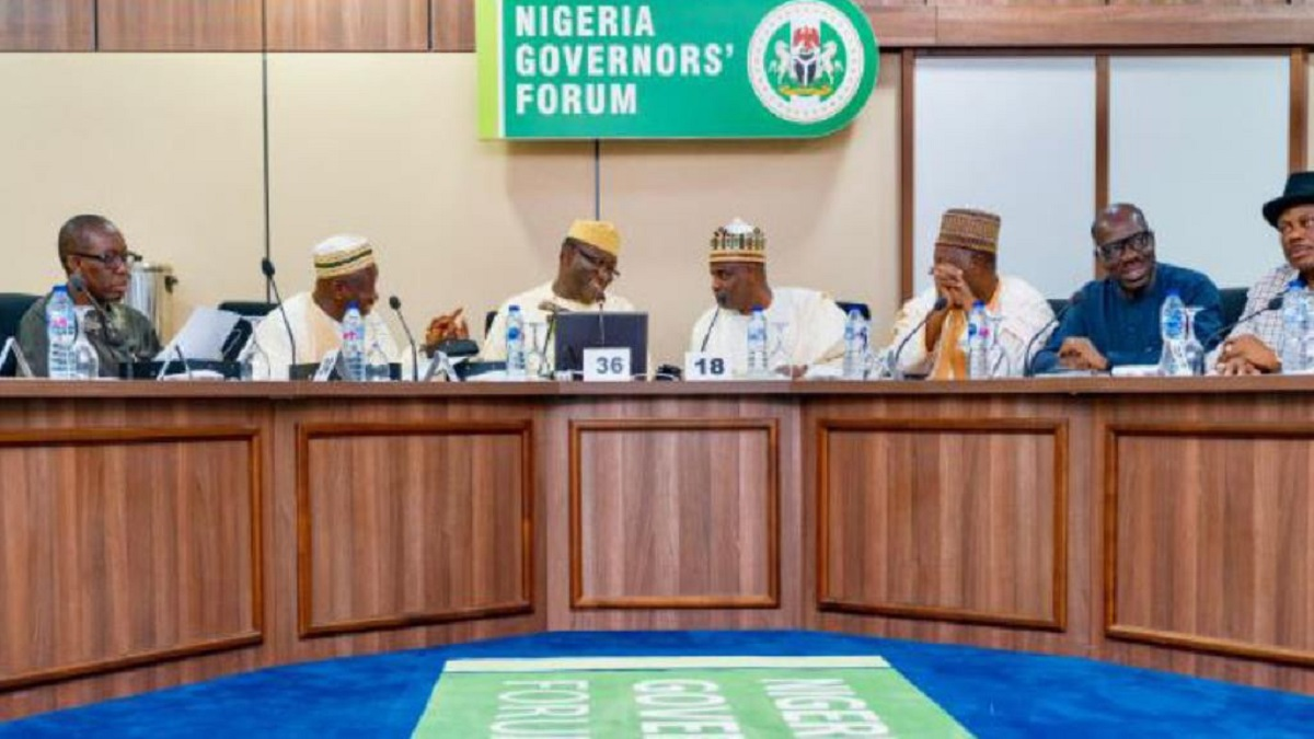 Governors Forum Sues for Accurate Dissemination of Information