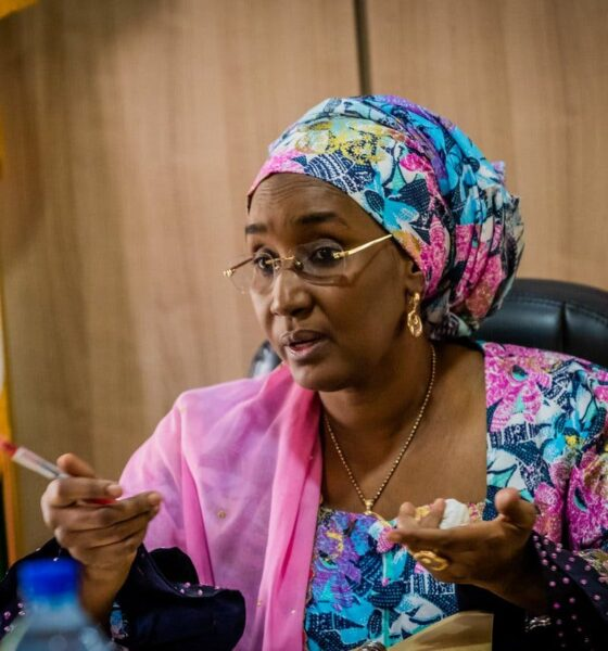 Minister of humanitarian affairs, disaster management and social and development, Sadiya Umar Farooq has disclosed that the federal government is in the forefront of bringing technological modifications to the conventional white canes through local production for the visually impaired in the county.
