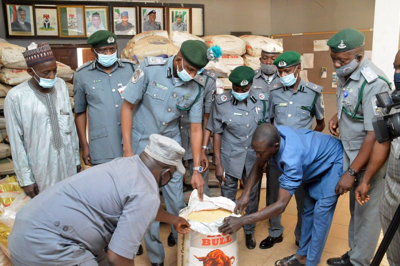 The Nigeria Customs Service Federal Operation Unit Zone B, Kaduna has paraded smuggled items worth N360, 227,250.00. The Unit also presented a record of its stewardship in the last 40 days.