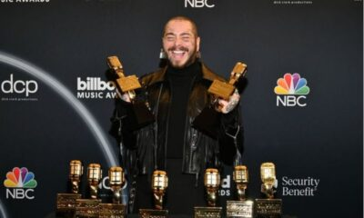 Post Malone Wins Nine Billboard Music Awards, Including Best Artist
