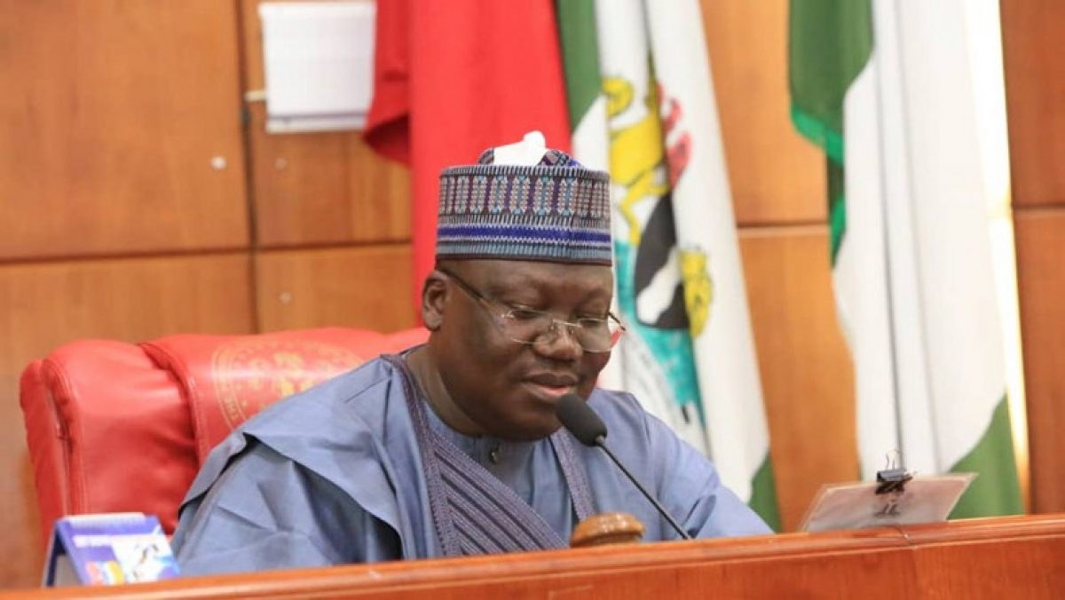 #EndSARS: Senate President Calls for End to Protests