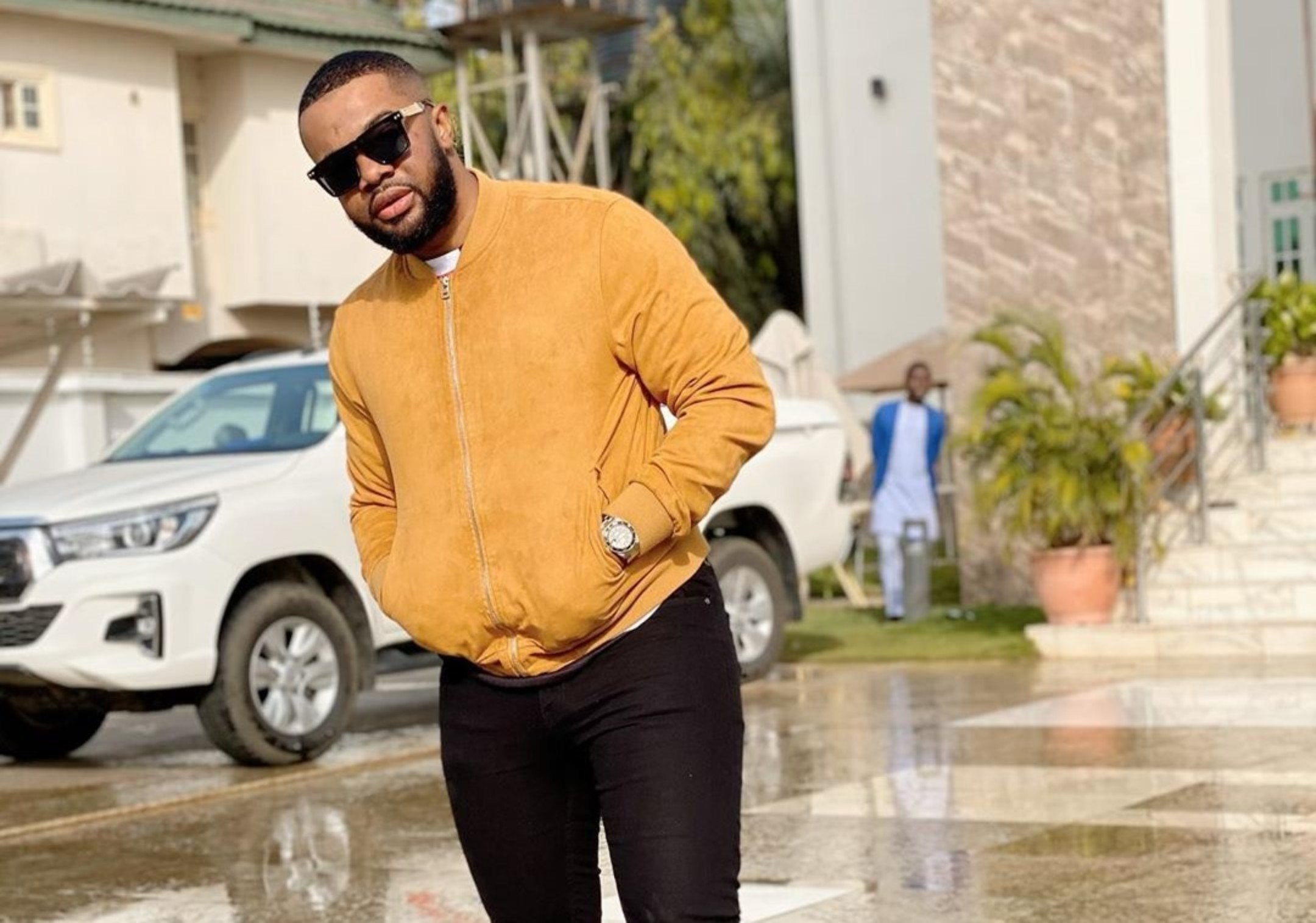 Actor Williams Uchemba Calls for Leadership Structure in EndSARS Movement