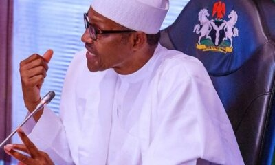 YOUTHS HAVE THE RIGHT TO PEACEFUL PROTEST, BUHARI INSISTS