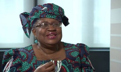 Ngozi Okonjo-Iweala from being the first African WTO head