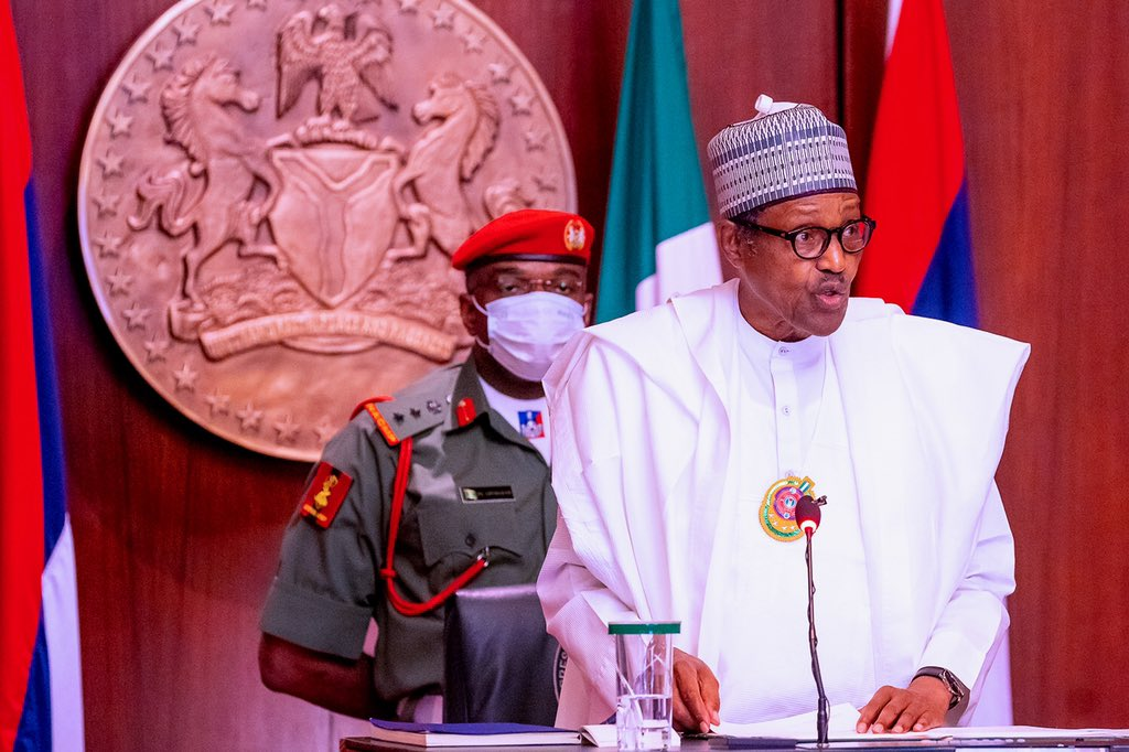 Buhari Launches Scheme to Engage 774,000 Youths in Agriculture