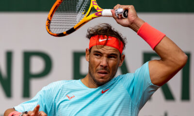 Nadal Beats Thompson to Reach Quarter-Finals