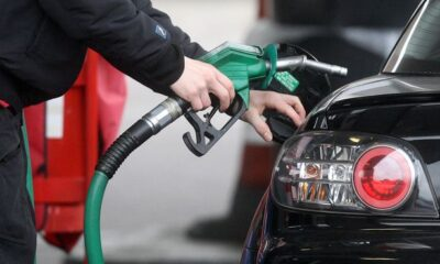 UK BAN ON PETROL CARS