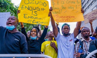 ICC opens inquiry into Nigeria #EndSARS protests