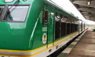 LAGOS RAIL WAY