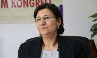 Turkish court sentences Kurdish former MP to 22 years in jail