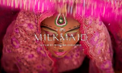 Nigeria's Official Selection Committee (For the Academy Awards® IFF Submissions) has confirmed Desmond Ovbiagele's 'The Milkmaid' as Nigeria's official 2021 submission.