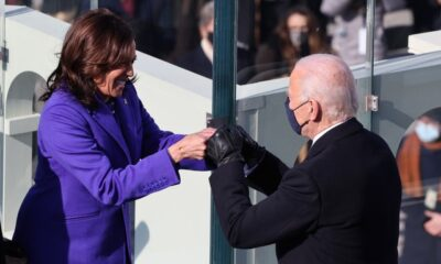 Joe Biden Sworn in As 46th US President