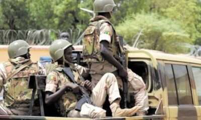 Six Malian Soldiers Killed