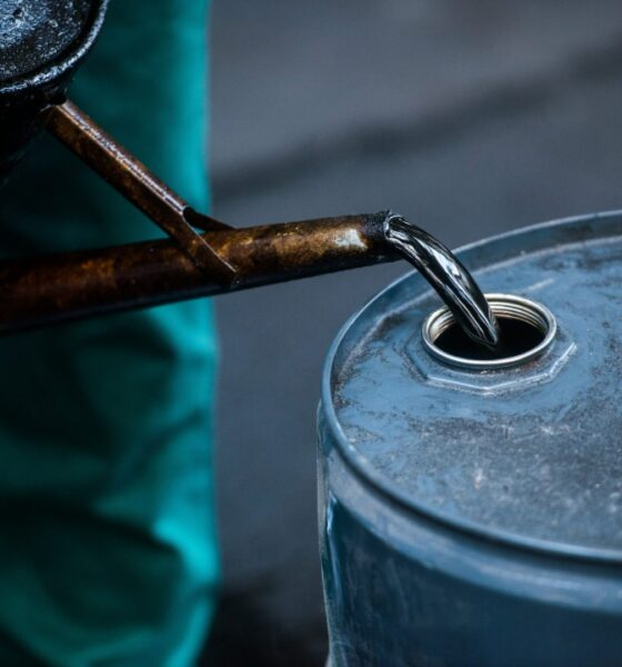 Nigeria's Daily Oil Production