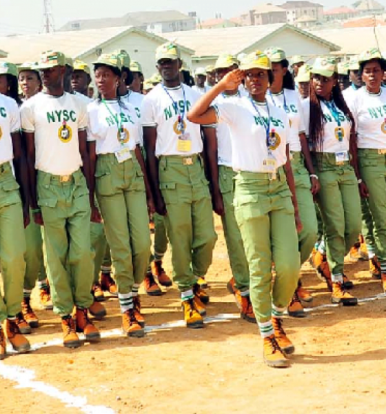 NYSC corp member