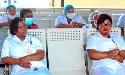 ondo nurse strike