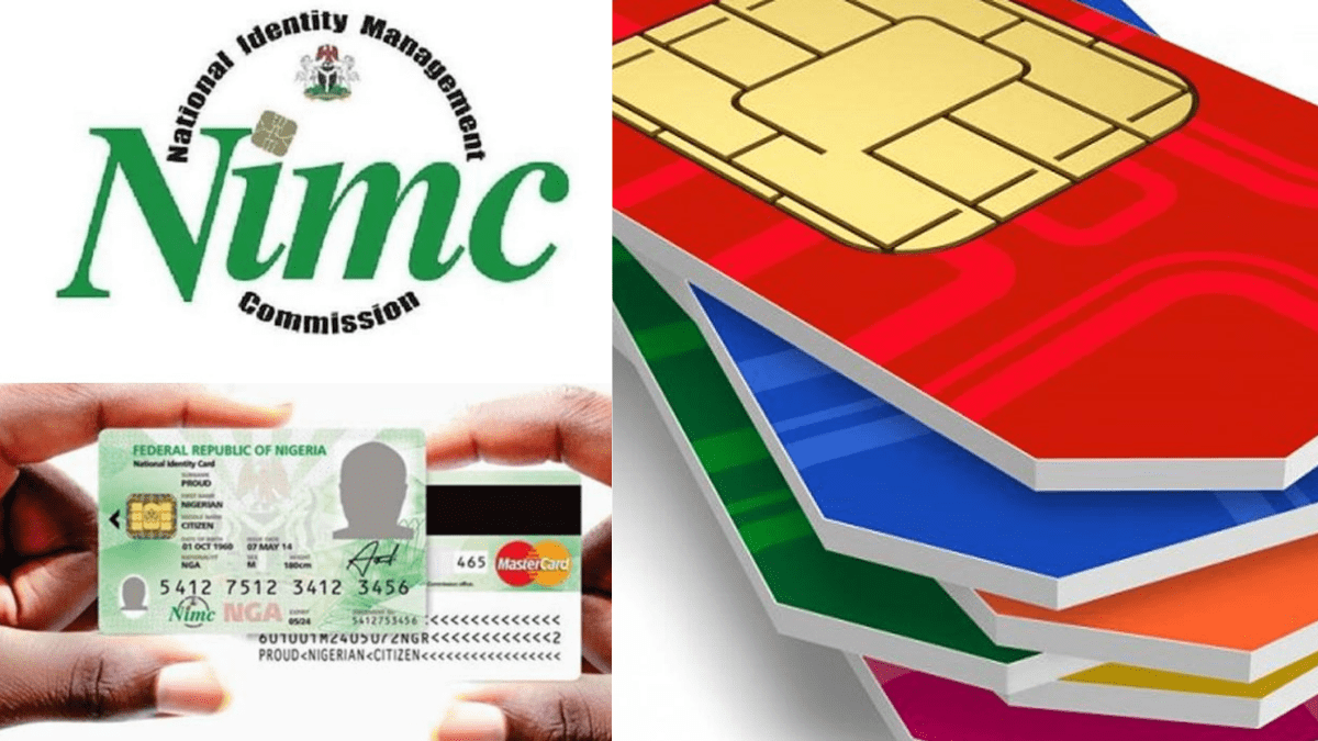 FG Extends NIN-SIM Linkage by One Month NCC