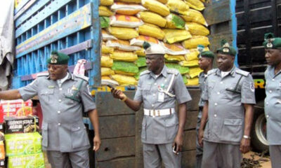 FOU Zone D Records Seizures Worth N70 Million in 7 Months