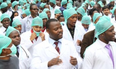 Resident Doctors Threatened to go on Strike The National Association of Resident Doctors (NARD) has ordered doctors at the Covid-19 isolation centers to join the nationwide strike it began on April 1, threatening to impose