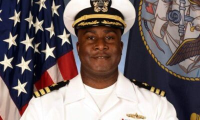 US Mission Congratulates First Nigerian-American Naval Captain