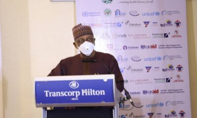 Nigeria's Government to Strengthen Healthcare Systems in Nigeria