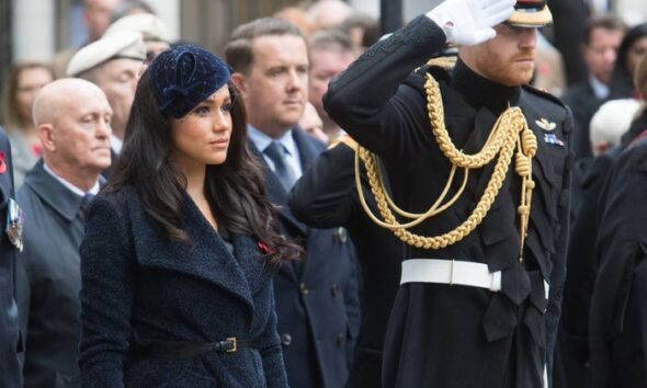 Harry Attends Funeral for Britain's Prince, Philip without Meghan