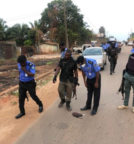 Police Rescue 15 Kidnapped Persons in Kaduna State