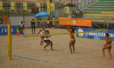 President Beach Volleyball Cup to Kick off in May says Nimrod