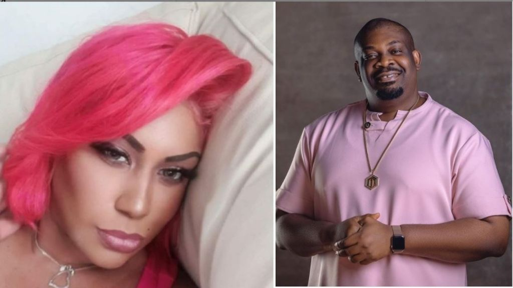 Don Jazzy's Ex-wife Reacts to Marriage News
