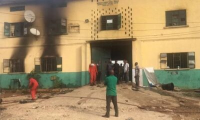 Gunmen Attack Imo Prison and Free Inmates