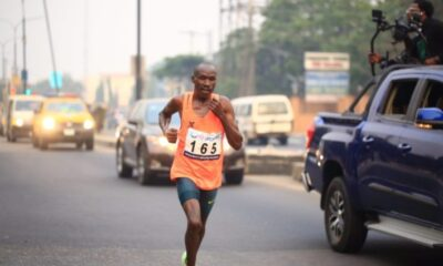 Kenyans Win all in Lagos City Marathon