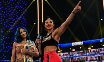 Bianca Belair Beats Sasha Banks, Wins SmackDown Women's Title