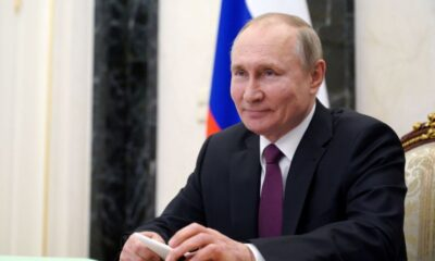 Vladimir Putin Signs Law That Allows Him Stay in Power Until 2036