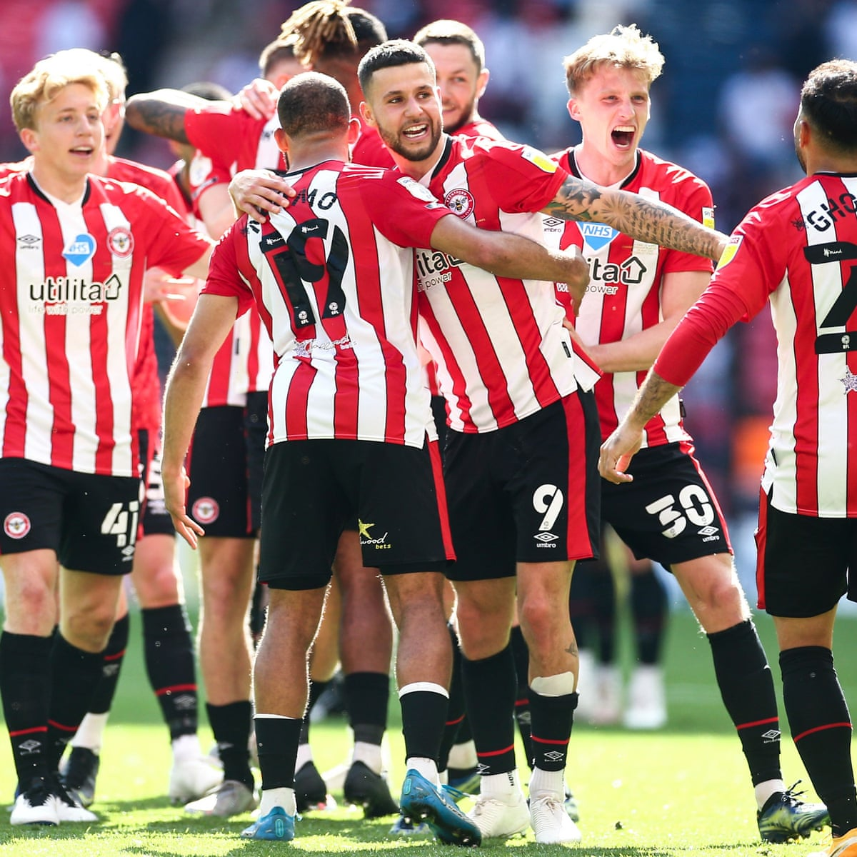 Brentford Progress into English Premier League for First Time