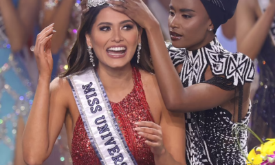 Miss Mexico, Andrea Meza Crowned Miss Universe