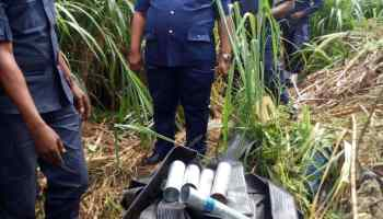 NSCDC Busts Oil Vandals in Lagos, Promise to Fight On