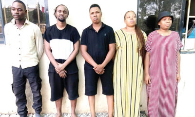 NDLEA Busts Abuja-Based Sisters, Others Selling Illicit Substances