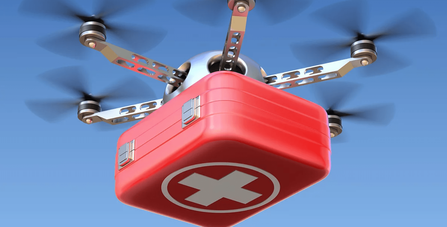 Cross River to Deploy Drones for Medical Supplies