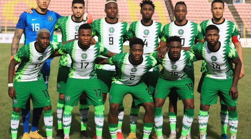 Nigeria Maintain 3rd Position on the Continent in Latest FIFA Ranking