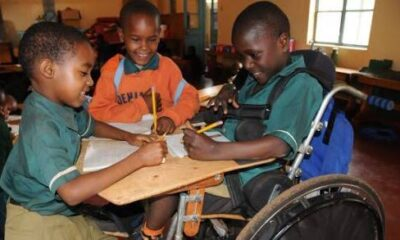 UBEC to Collaborate with NCPND on Children with Disability