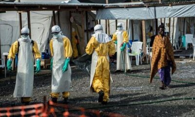 DR Congo Announces End to Ebola Outbreak