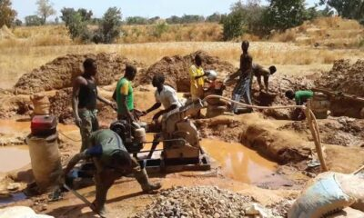 Nigeria generated N79.96 Billion from Solid Mineral sector in 2019, Highest in 5 years