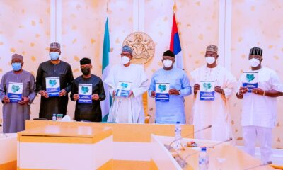 Buhari Inaugurates Steering Committee on Poverty Reduction, Establishes Private Equity Fund