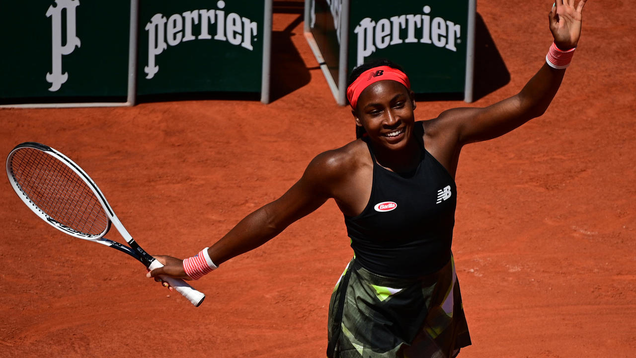 Gauff Becomes Youngest Grand Slam Quarter-Finalist in 15 Years