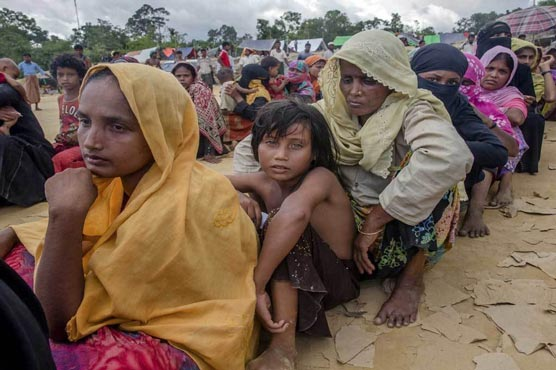 New Fighting in East Myanmar Displaces Around 100,000