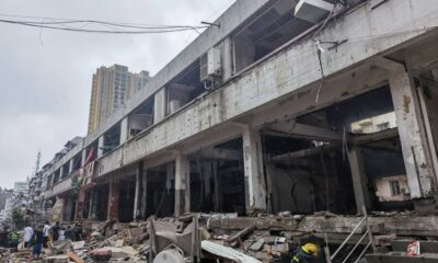 11 Killed, 37 Seriously Injured in Huge Explosion in China's Hubei Province