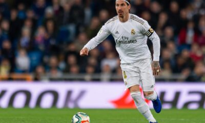 Sergio Ramos Says He Intended to Accept Real Madrid's Offer of One-Year Contract