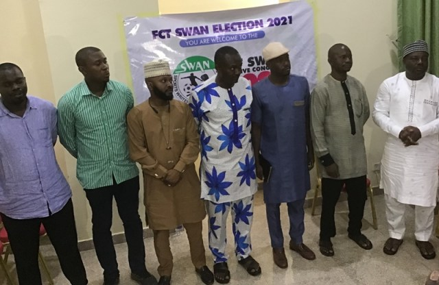 SWAN Congratulates New FCT Chapter Exco