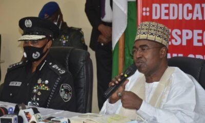 NDLEA Chairman Opposes Legalization of Cannabis in Nigeria