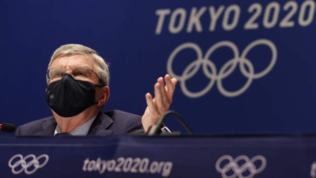 IOC President, Thomas Bach Says Rescheduling Tokyo Games Caused Sleepless Nights